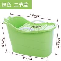 大号儿童宝宝洗澡桶 婴儿泡澡桶浴盆塑料沐浴桶可坐保温洗澡桶