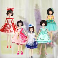 可儿娃娃 周年纪念 特别版 喜上眉梢 孔雀可儿 青花瓷 经典米妮 生日礼物中国娃娃洋娃娃女孩人偶玩具