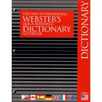 新国际韦氏快速参考词典手册 The New International Webster's Quick Referen