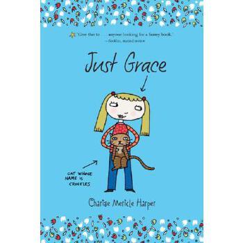 【预订】Just Grace 9780547014401 美国库房发货,通常付款后3-5周到货!