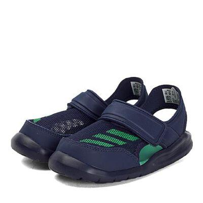 adidas阿迪达斯男婴童FortaSwim I游泳鞋BA9375 秋装尚新 潮品来袭 正品保证