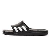 Adidas阿迪达斯 男鞋 2018新款运动休闲防滑透气沙滩拖鞋 CG3540