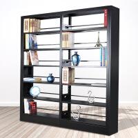 图书馆书架钢制书架铁皮档案架学校专用书架阅览室书籍室图书架货架