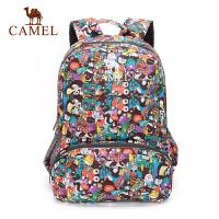 camel骆驼户外儿童背包书包 15L日常休闲双肩背包