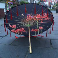 【家装节 夏季狂欢】古代古装伞汉服花伞古风流苏伞拍照舞蹈伞剑网三伞cos游戏道具伞