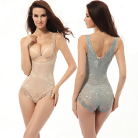 201808270834282362018 新款夏季薄款无痕塑型连体塑身衣产后无痕收腹束腰美体束身内衣女性感潮流