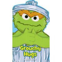 【现货】英文原版 芝麻街:爱发牢骚的奥斯卡 玩偶书 Grouchy Hugs (Sesame Street)