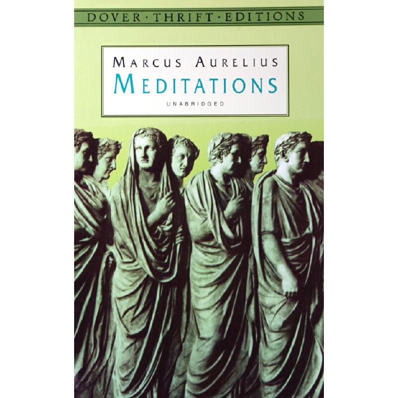 【预订】Meditations 美国库房发货,通常付款后3-5周到货!