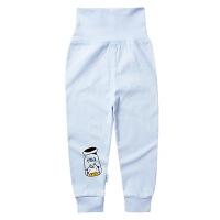 高腰秋裤单条纯棉婴幼儿护肚脐贴身内衣线裤小童衬裤宝宝睡裤