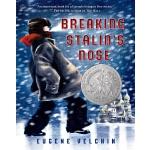 【中商原版】打断斯大林的鼻子 英文原版 Breaking Stalin'S Nose 2012年纽伯瑞银奖作品 历史小
