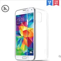 三星s5手机壳 硅胶Galaxy s5手机套超薄透明i9600保护套韩国