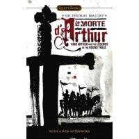 英文原版 亚瑟王之死 Le Morte D'Arthur 亚瑟王与圆桌骑士传奇