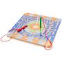 磁力迷宫磁性迷宫玩具运笔走珠迷宫积木儿童早教益智力玩具