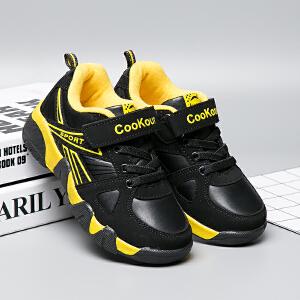 冬季新款儿童运动鞋童鞋男童跑步鞋大童鞋子青少年休闲鞋男鞋