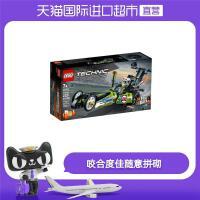 LEGO�犯�C械�M超短程高速��42103 2020年新品