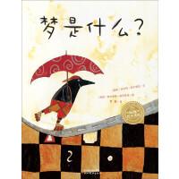 海豚绘本花园:梦是什么?(平)