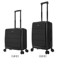 行李箱男皮箱密码箱女拉杆箱万向轮小旅行箱18寸20寸商务登机箱子