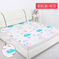 隔尿垫婴儿防水可洗超大号纯棉宝宝儿童180m床垫床单透气大床床笠