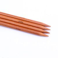 竹针毛线针棒针粗针/织毛衣针编织工具/围巾帽子针套装 简约针织用品