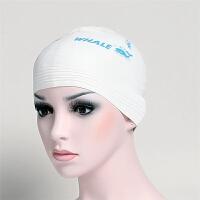 泳帽 男女 长发 硅胶 护发帽 浮雕个性游泳帽