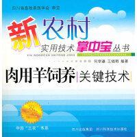 中国三农书系:肉用羊饲养关键技术