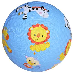 Fisher-Price费雪篮球婴幼儿橡胶7寸卡通玩具球儿童篮球F0515