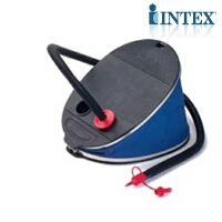 INTEX脚泵68610大号脚动充气泵 打气脚泵 脚踏泵 户外