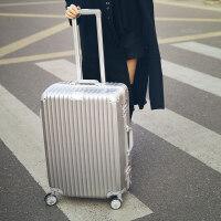 铝框行李箱拉杆箱女万向轮24寸旅行箱男潮密码箱子26寸韩版学生20寸可商务