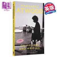 【中商原版】玛格丽特・阿特伍德:与死者协商 英文原版 On Writers and Writing Margaret Atwood Little, Brown Book Group
