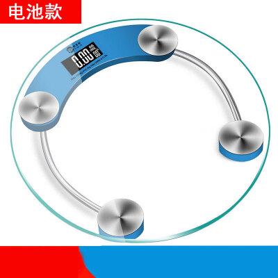 企鹅 电子称体重秤 家用人体秤称重 精准体重计健康秤人体称体重秤夜视