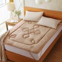 折叠床垫地铺睡垫单人双人宿舍1.2/1.5/1.8m米床褥子