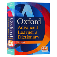 Oxford Advanced Learner's Dictionary: Paperback(牛津