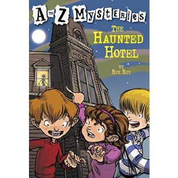 HAUNTED HOTEL, THE (A to Z 8)神秘事件8