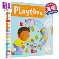 【中商原版】[英文原版]Busy Playtime