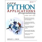 Core Python Applications Programming (3rd Edition) (Core Series) [ISBN: 978-0132678209]