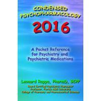 【预订】Condensed Psychopharmacology 2016: A Pocket Reference f