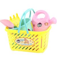 夏季儿童沙滩玩具套装 宝宝玩沙子挖沙铲工具 宝宝洗澡花洒玩具