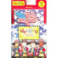 Wee Sing America 欧美经典儿歌:美国美国(附CD)ISBN 9780843112795