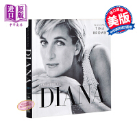 【中商原版】铭记戴安娜王妃 英文原版 Remembering Diana Tina Brown National Ge
