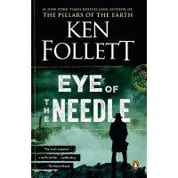 【现货】英文原版 Eye of the Needle 针眼 肯・福莱特悬疑经典 爱伦・坡终身大师奖得主Ken Foll