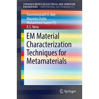 【�A�】Em Material Characterization Techniques for Metamaterial