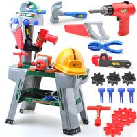 儿童过家家工具箱玩具套装 学习仿真模拟维修理工具台男孩男宝宝