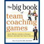 【预订】The Big Book of Team Coaching Games: Quick, Effective A