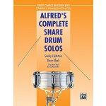 【预订】Alfred's Complete Snare Drum Solos