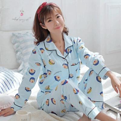 孕妇睡衣春秋纯棉长袖夏季月子服产后薄款产妇喂奶哺乳衣外出套装 发货周期:一般在付款后2-90天左右发货,具体发货时间请以与客服协商的时间为准