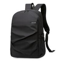 书包 时尚潮流学生旅行休闲户外轻便简约电脑双肩男女商务背包文化用品创意文具