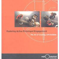 【预订】Fostering Active Prolonged Engagement: The Art of Creat