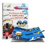 【中商原版】飞机与机场 英文原版 The Ultimate Book of Airplanes and Airport