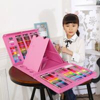 儿童绘画水彩笔画笔套装小学生画画工具文具美术用品女孩生日礼物