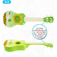 仿真儿童吉他乐器早教益智4弦初学者吉他宝宝玩具1-3-6岁5